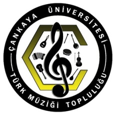 Cankaya Üni_Türk Müzigi Toplulugu LOGO