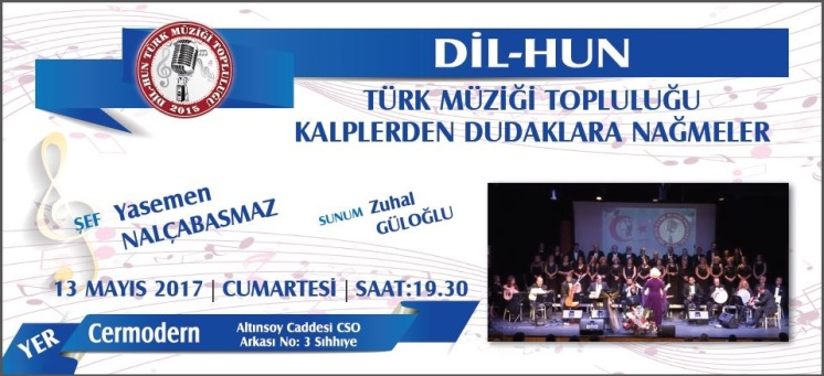DİL-HUN DAVETİYE
